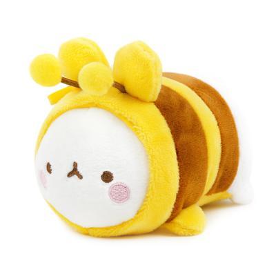 몰랑 라잉 가방고리 인형-꿀벌