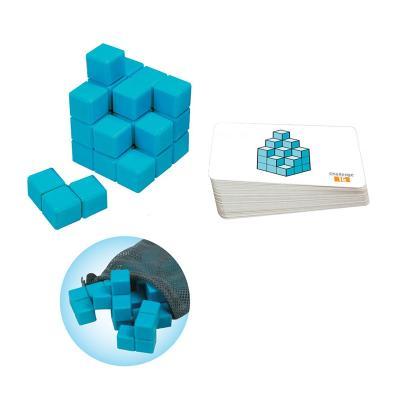 맥킨더에듀 보드게임 스마트 입체블럭 퍼즐