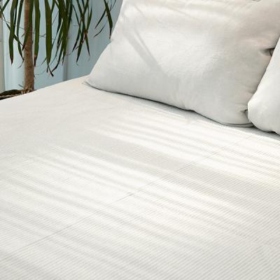 모달코튼벨로아 천연목화솜100% 양면 침대패드(단품)Q