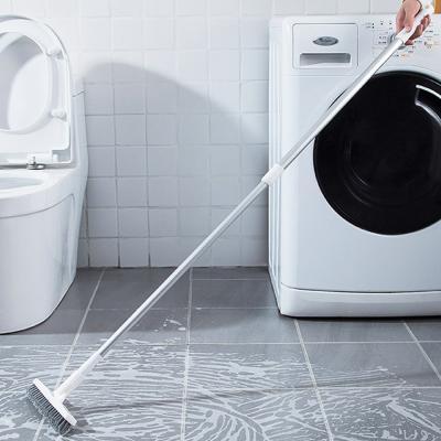 화장실 욕실 틈새 모서리 바닥 청소 솔 브러쉬 롱밀대