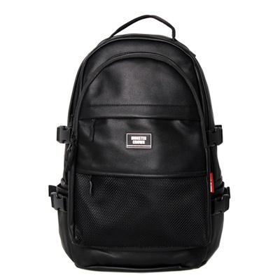 [몬스터크라운] 레이어백팩1(MESH)- 블랙