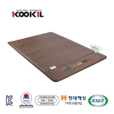 국일 참숯황토 웰빙 더블 전기매트 KI-470