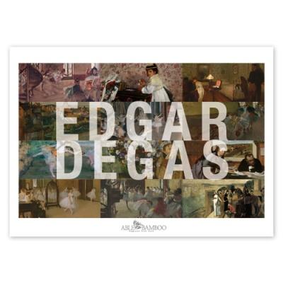 [2020 명화 캘린더] Edgar De Gas 에드가 드가 Type A