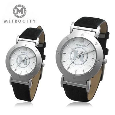 [METROCITY]메트로시티 남성/여성 손목시계  백화점 판매상품/AS가능 MTS0717M/L