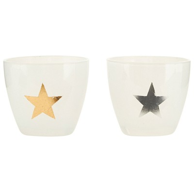 Teaholder, Star, asstd. 2 colours, Hj0050
