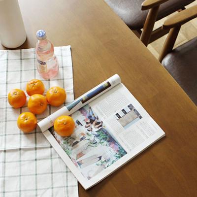 [채우리] 레이 1400 원목 테이블