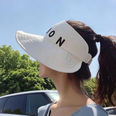 디트리 자외선차단 벙거지 여성모자 썬캡