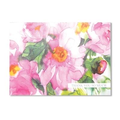 홀마크 감사 카드(꽃5)-KED3057