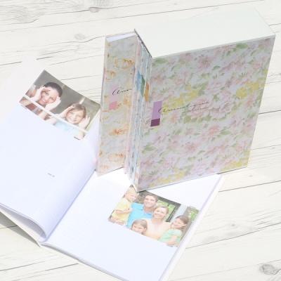 [Nakabayashi] 백일,돌,생일선물에는..360장수납 5권/팩...나카바야시 3단 포켓앨범 Aromatique rose HF485