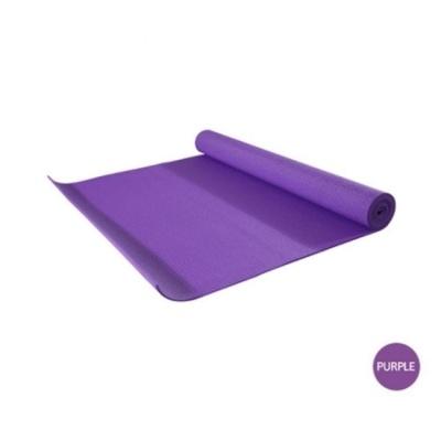 아이워너 PVC요가매트 와이드6mm 퍼플