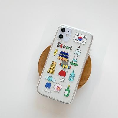 서울 젤리 케이스