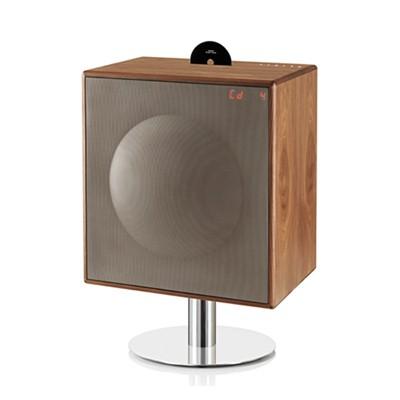 [GENEVA] 제네바 MODEL XL Wireless 하이파이 블루투스 스피커-월넛