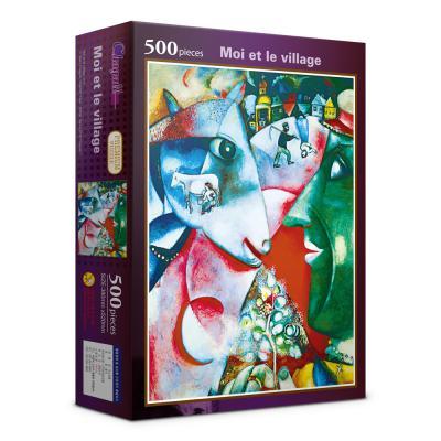 500피스 나와마을 직소퍼즐 PL657