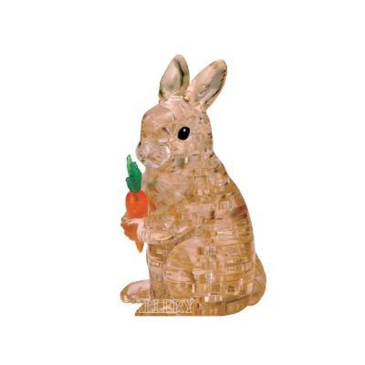 3D입체퍼즐 토끼 - 브라운 CP901594