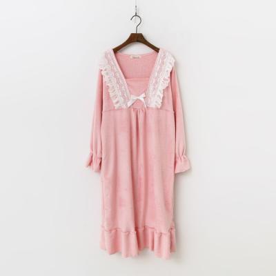 Soft Pink Night Dress
