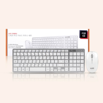 FOR LG LGC-CKB01 무선키보드 무선마우스 세트