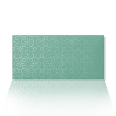 가하1 은펄 옥색 가로형 우편봉투
