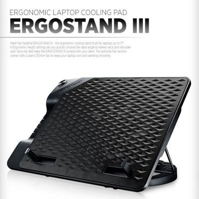 랩탑List Notepal ErgoStand III 노트북 쿨링 패드