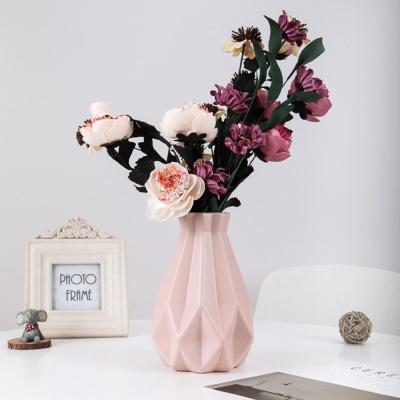 아그네스 인테리어꽃병(핑크)