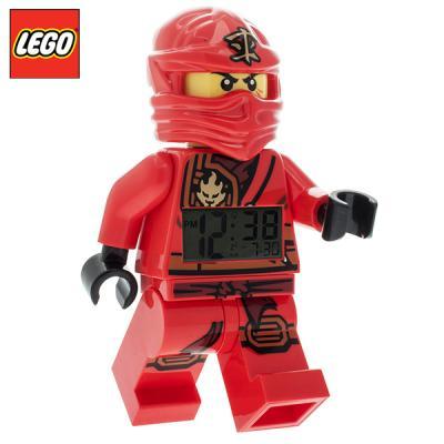 레고 닌자고 카이 알람시계 9009600