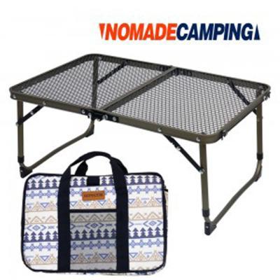 노마드 아이언메쉬 캠핑테이블(슬림형)/캠핑테이블