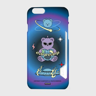 Space night bear-navy(카드수납케이스)