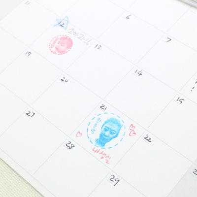 [주문제작] SP15 포토스탬프(13mm)