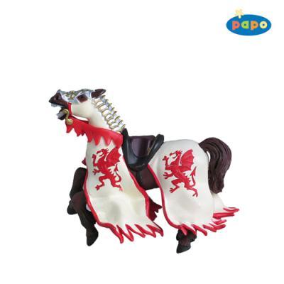 붉은 옷의 용왕의 말