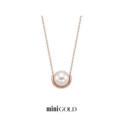 Pearl to Pearl 라인 투 펄 목걸이 NLKS4057