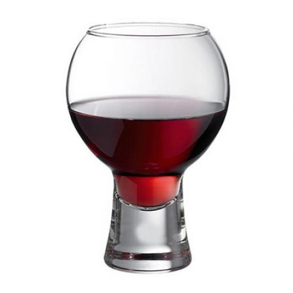 테이스팅 라운드 레드 와인잔 2개1세트