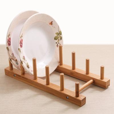 대나무 접시 건조대(29cm)
