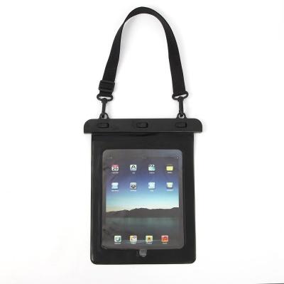 세이프 태블릿 방수팩 블랙 IPx8 대형 방수팩