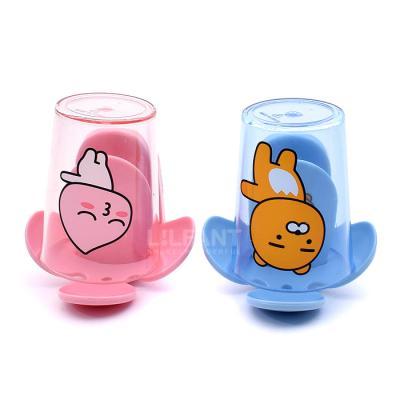 카카오프렌즈 양치컵 + 칫솔홀더 컵걸이