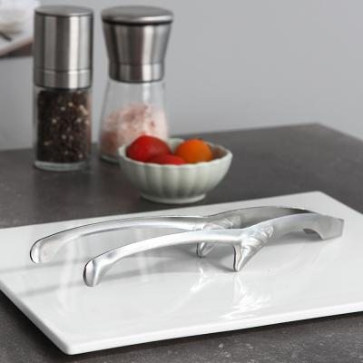 푸코 스텐 웨이브 고기집게 커브25.5cm(S116-2)