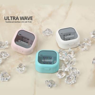 울트라웨이브 UVC LED 휴대용 칫솔살균기 TS-02