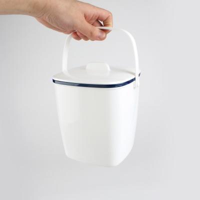 컴팩트 항균 음식물 쓰레기통