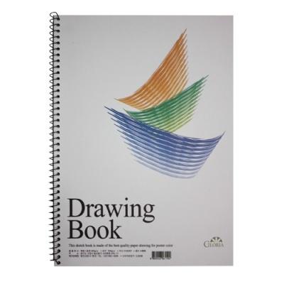 [원진] 스케치북 A4 (200g) 좌철 [권/1]  81812