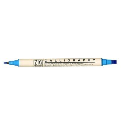 쿠레타케 캘리그라피펜 MS 3400 BABY BLUE 031 1 펜