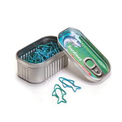 [OTOTO]Sardines 정어리모양 종이 클립