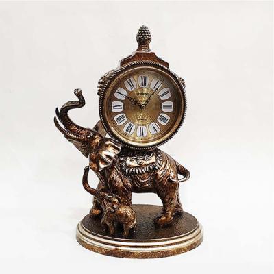 홈스타일링 코끼리 탁상시계CH1485579