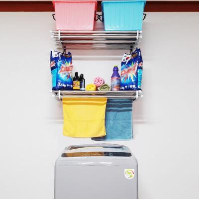 흔들리지 않는 올스텐 세탁기선반 600 2단