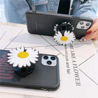 아이폰 11 pro max 국화꽃 스마트톡 TPU 범퍼 케이스