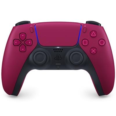 PS5 SONY 듀얼센스 무선 컨트롤러 코스믹 레드