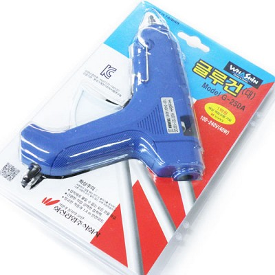 글루건(대) 총 화신 글루건총 실리콘 접착제