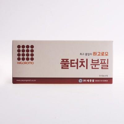 하고로모 분필 - 탄산 갈색 1박스 18통 (1,296本)