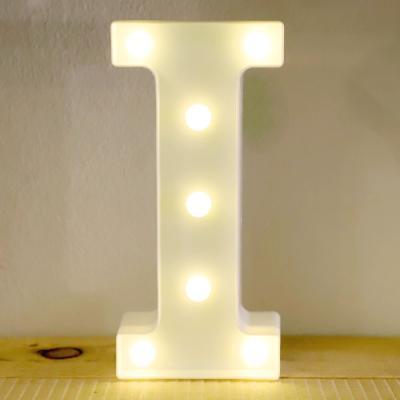 LED 앵두전구 조명등 알파벳 I