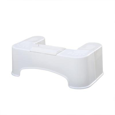욕실 변기 발받침 발판 핸드폰 거치대
