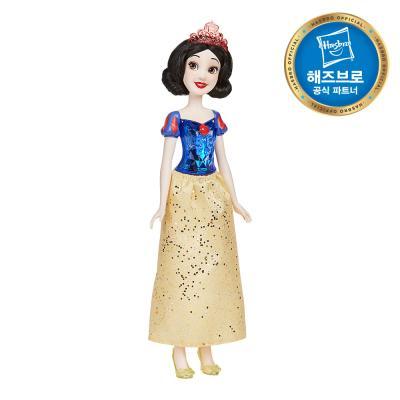 디즈니프린세스 패션돌 반짝이 드레스 백설공주 인형