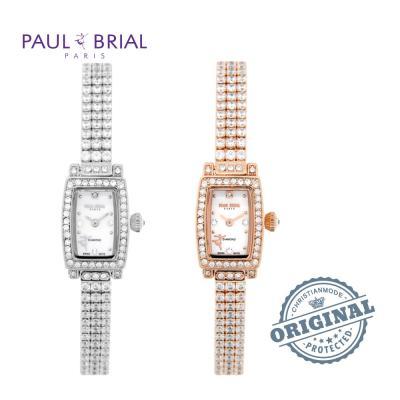 폴브리알(PAUL BRIAL) 여성시계 PB8022/팔찌 2종택1