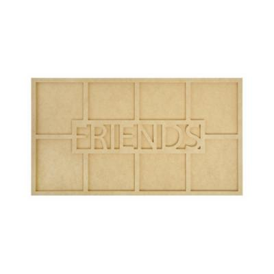 MDF 액자 - large friends frame